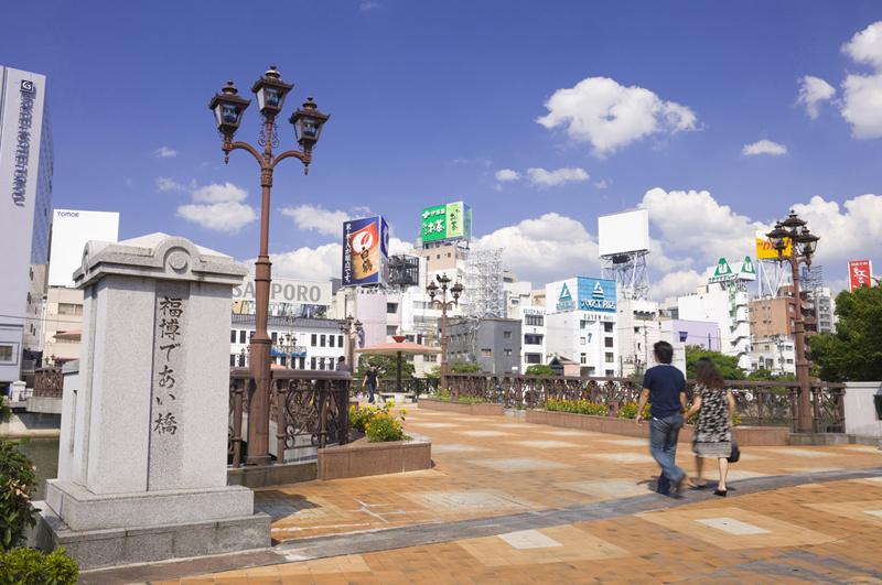 福岡のウィークリーマンション
